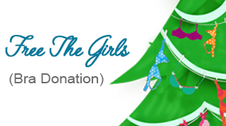 Free the girls (Bra Donation)